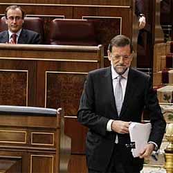 Rajoy considera prioritario buscar nuevos modelos de gestión en el mercado televisivo