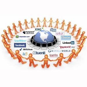 El 80,6% de los internautas españoles utiliza las redes sociales