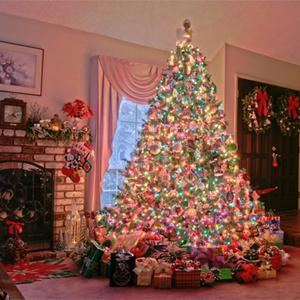 regalos arbol navidad