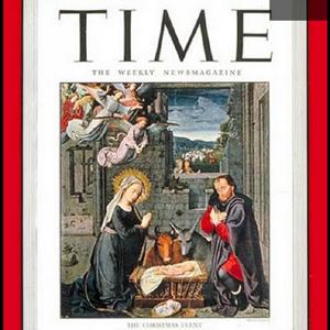 La revista TIME rinde homenaje a la Navidad en sus portadas