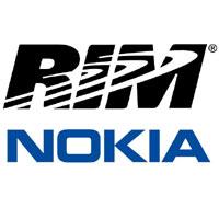 Las acciones de Nokia y RIM caen en picado mientras que Apple e IBM se coronan campeones de la bolsa