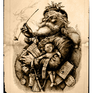 Lo que se cuece detrás de la historia de Santa Claus