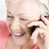 El móvil gana popularidad entre los mayores de 65 años