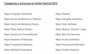 Abierto Plazo de Inscripción Smile Festival 2012