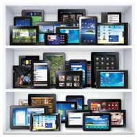 Las tabletas serán pronto un producto de masas: se venden bien y cada vez más barato