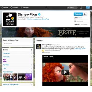 Twitter lanza páginas de marcas para batirse en duelo con Facebook