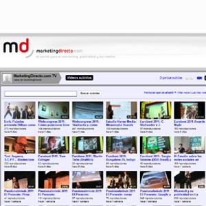 Los 10 vídeos más vistos de 2011 en MarketingDirecto.com TV
