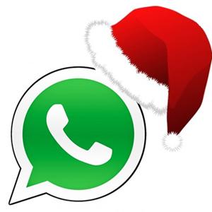 WhatsApp y las redes sociales le ganan la batalla a los SMS en Nochebuena