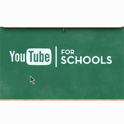 YouTube será la nueva pizarra del colegio