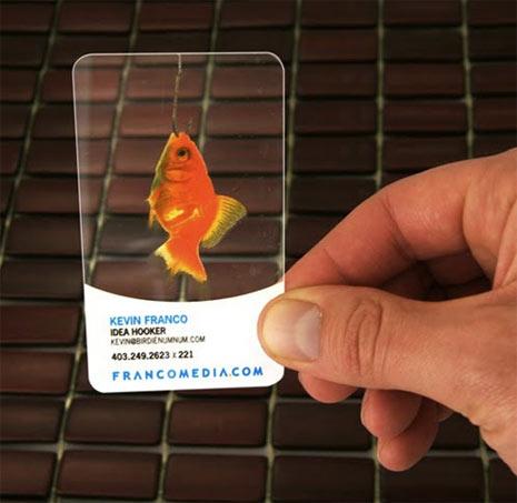 Las tarjetas de visita: la herramienta de marketing más