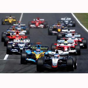 Antena 3 y Telecinco, en la línea de salida por la carrera de la Fórmula 1