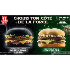 Darth Vader y los Jedi: de la guerra de las galaxias a la guerra de las hamburguesas