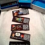 El espíritu de los códigos QR posee al marketing... y a las tarjetas de visita