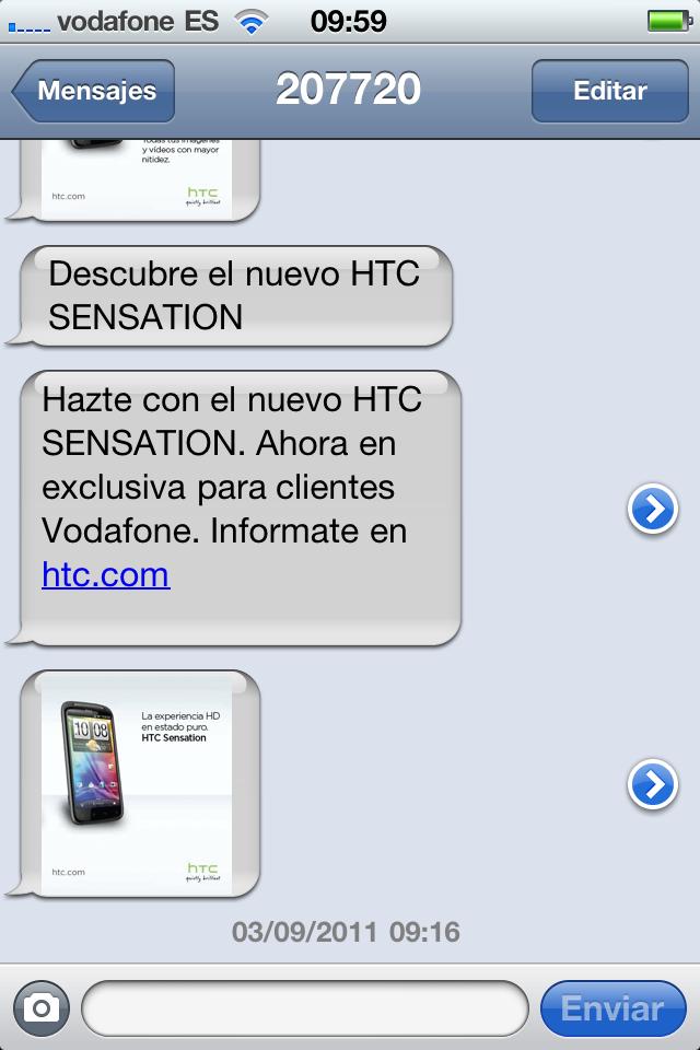 Cómo la publicidad móvil hace que el usuario valore más una marca: el caso de HTC