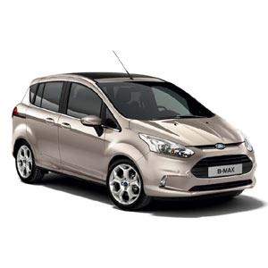 Ford lleva los coches hiperconectados al MWC 2012 de la mano del nuevo B-MAX