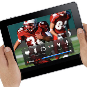 ipad streaming video