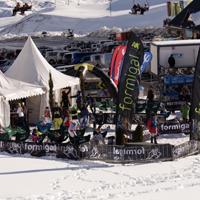 Aramón Formigal acoge las primeras jornadas de televisión y deportes de invierno