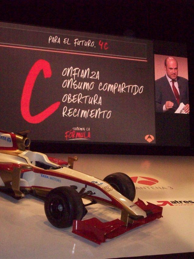 J. Bardají (Antena 3):
