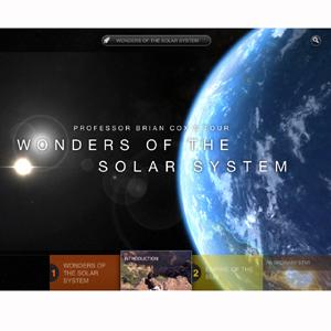 'Wonders of the Universe': la aplicación que permite explorar el espacio desde el iPad