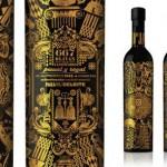 30 ejemplos creativos de packaging de aceite de oliva: cuando el oro líquido se viste de gala