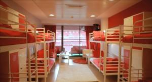 Coca-Cola Portugal: el dormitorio, en un estadio de fútbol