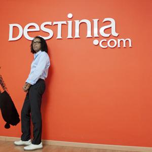 Amouda Goueli (CEO Destinia.com):