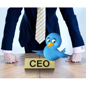 Los CEOs con Twitter son los mejor valorados por los consumidores