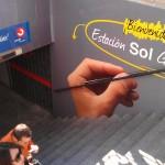 """¿Cómo es por dentro la """"Estación Sol Galaxy Note""""?"""