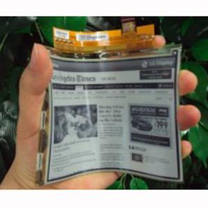 LG traerá el papel electrónico a Europa en abril y ayudará así al mercardo de los e-books