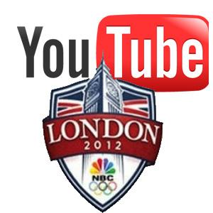 La NBC y YouTube se asocian para cubrir los Juegos Olímpicos de Londres 2012