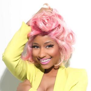 La cantante Nicki Minaj será la