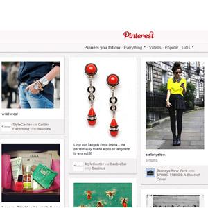 Pinterest ya está preparando su aplicación para el iPad
