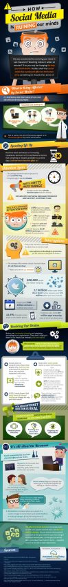 Las redes sociales ¿están arruinando nuestra mente?