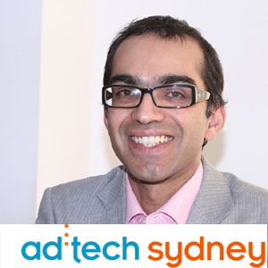 R. Souza (ZEDO) en Ad:Tech: