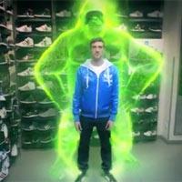 La agencia londinense Creature crea unos originales tótems de colores en su primera campaña para Adidas Originals