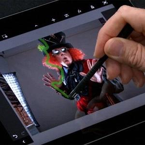 Adobe lanza Photoshop Touch para el iPad 2 en el Mobile World Congress 2012