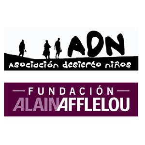 Alain Afflelou patrocina el viaje solidario
