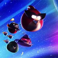 Los Angry Birds conquistan el espacio