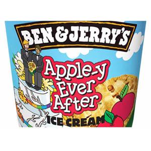 Ben & Jerry's renombra un sabor de helado para apoyar el matrimonio gay