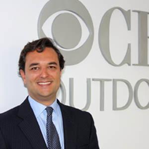 Borja Balanzat, nuevo director general de CBS Outdoor España