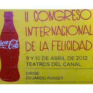 Coca-Cola nos invita al II Congreso Internacional de la Felicidad