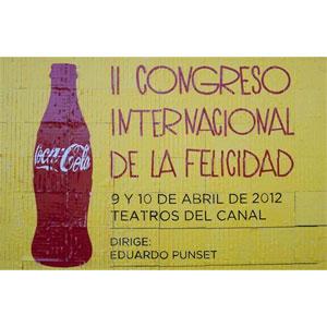 El II Congreso Internacional sobre la Felicidad llega a Madrid de la mano de Coca-Cola