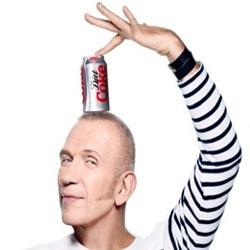 Coca-Cola Light ficha a Jean Paul Gaultier como director creativo