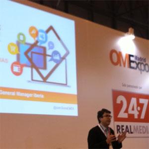 J. Agulló (comScore) en #OMExpo: