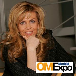 Mónica Deza en #OMExpo: