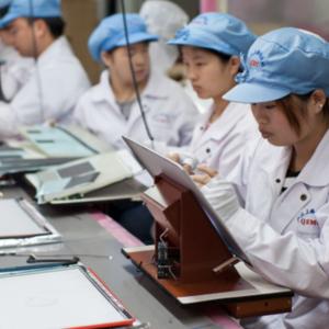 Los fans de Apple piden garantías laborales para los trabajadores chinos