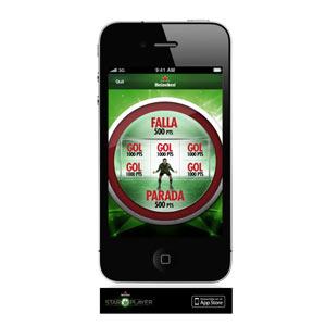 Heineken® lanza Star Player para iPhone