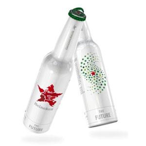 Heineken encuentra sus botellas del futuro en un concurso en Facebook