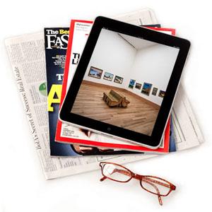 El nuevo iPad amenaza, de nuevo, el modelo de edición de las revistas