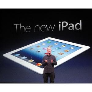Rápido, sencillo y con una pantalla de extraordinaria nitidez: así es el iPad sin nombre de Apple